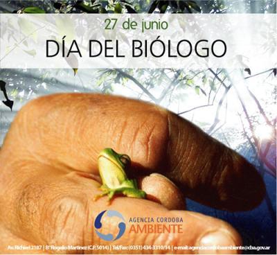 Día del Biólogo en Argentina