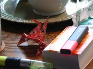 Arigató por el origami